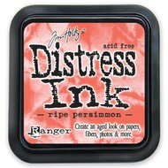 Distress inkt pad Ripe Persimmon