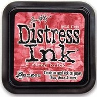 Distress inkt Fired Brick
