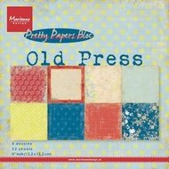 pretty papers old press