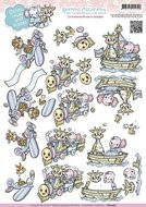 CD10461 knipvel Yvonne Baby Adoption
