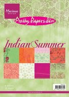 PK9076 Pretty Papers Bloc Indian Summer