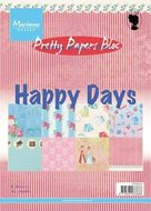 PK9095 Paper bloc Happy Days
