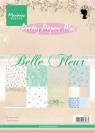 PK9105 Pretty Papers Bloc Belle Fleur