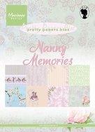 PK9122 Pretty Papers Bloc Nanny Memories