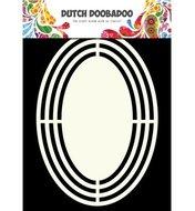 470.713.120 Dutch Doobadoo Shape Art Oval
