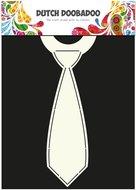 470.713.585 Dutch Doobadoo Card Art stropdas