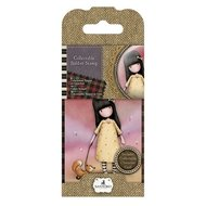 GOR 907303 Mini Rubber Stamp - Santoro - No. 3 The Pretend Friend