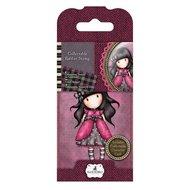 GOR 907305 Mini Rubber Stamp - Gorjuss - No. 5 Ladybird