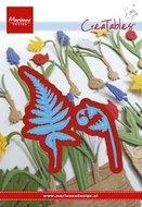 LR0403 Creatables snijmal Tinys Ferns
