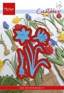 LR0399 Creatables snijmal Narcissus