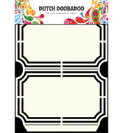 470.713.129 Dutch Shape Art Ticket