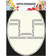 470.713.304 Dutch Doobadoo Card Art Pop-up Oval