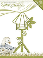PM10055 Snijmal Precious Marieke Springtime Bird Feeder