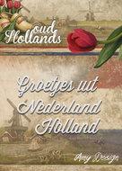 ADD10050 Snijmal Groetjes uit ..Oud Hollands Amy Design