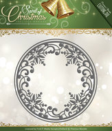 PM10067 Snijmal Snowflake Circle Spirit of Christmas Precious Marieke