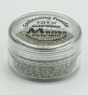 390110 MBoss embossingpowder Gold Glitter