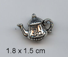 AS380 Charms theepot zilver