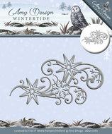 ADD10082 Snijmal Wintertide Ice Crystal Swirl Amy Design