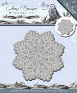 ADD10081 Snijmal Ice Crystal Wintertide Amy Design