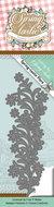 YCD10087 Yvonne Creations snijmal Spring-tastic Flora