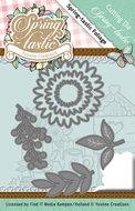 YCD10088 Snijmal Yvonne Creations Spring-tastic Foliage
