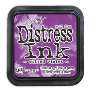 Distress ink pad Wilted Violet
