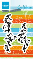 CR1396 Craftables snijmallen vines Marianne Design