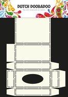 Dutch Doobadoo Dutch Box Art stencil tissue doosje A4 470.713.034