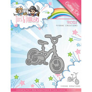 Snijmal Yvonne Creations - Tots and Toddlers - Tricycle