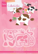 COL1426 Snijmal collectables Eline's Cow marianne Design