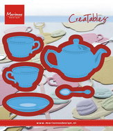LR0462 Creatables snijmallen Tea for You