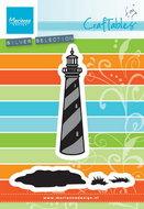 CR1410 Craftables snijmal Tiny's lighthouse