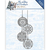 ADD10113 Die - Amy Design - The feeling of Christmas - Christmas balls