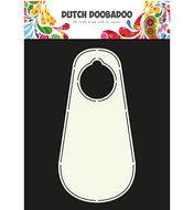 470.713.038 Dutch Doobadoo Box Art Door Label
