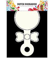 470.713.320 Dutch Card Art Rattle