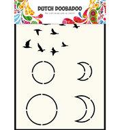 470.715.401 Dutch Mask Art Sky