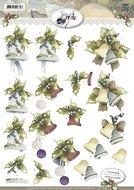 CD10382 Knipvel - Precious Marieke - Kerstklokken