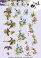 CD10729 Knipvel - Precious Marieke - Bloemen