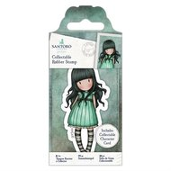 GOR 907146 Gorjuss rubber stamps no. 47 I stole your heart