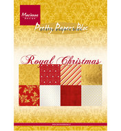 PK9151 Pretty Papers Bloc Royal Christmas
