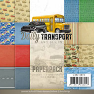 Paperpack - Amy Design - Daily Transport ADPP10020