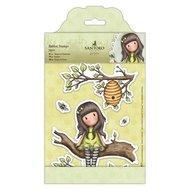 GOR 907222 Rubber Stamps - Gorjuss  Little Leaf