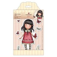 GOR 907219 Gorjuss rubberstamps Time to Fly