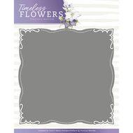 Snijmallen Precious Marieke - Timeless Flowers - Frame Layered Dies PM10124