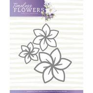 Snijmallen Precious Marieke - Timeless Flowers - Clematis Trio PM10123