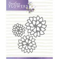Snijmallen Precious Marieke - Timeless Flowers - Dahlia Trio PM10122