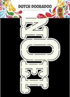 470.713.662 Dutch Doobadoo Card Art Noel A5