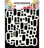 470.715.127 Dutch Doobadoo Mask Art Rocks