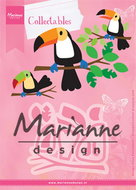 COL1457 Collectables Eline0027;s toucan