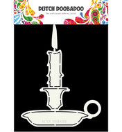 470.713.682 Dutch Doobadoo Card Art Candlestick